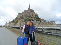 Mont St. Michel ... Click to see a larger image